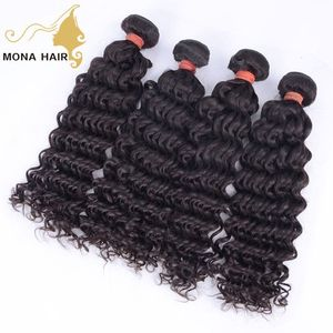 2018 Famous human hair extension Wholesale Price Natural Curly indian hair