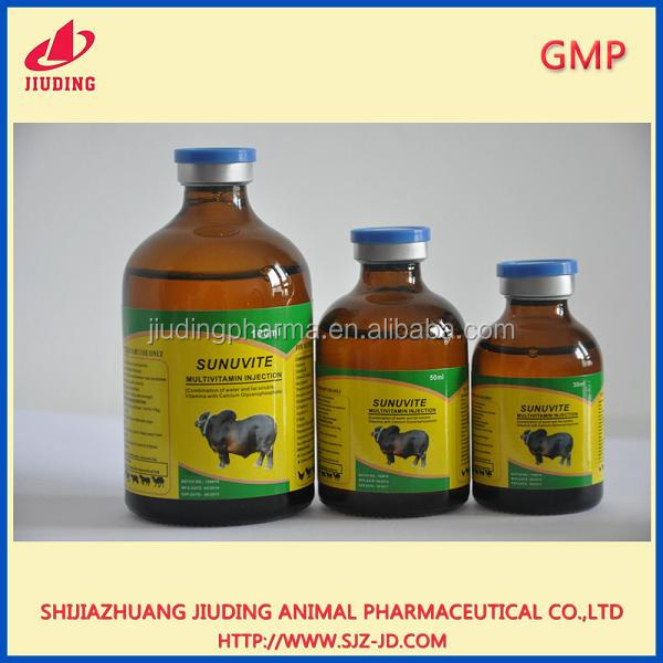 distributors vitamin for complex vitamin b injection for horses GMP factory