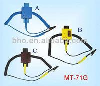 Patent No.Taiwan:160544 China:ZL 98225383.4 Alarm grounded monitoring cord antistatic wrist strap