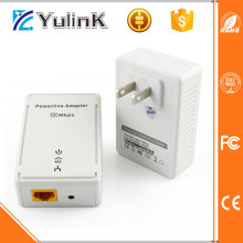 Industrial Powerline Ethernet Adapter 500m Wireless Homeplug hdmi over powerline