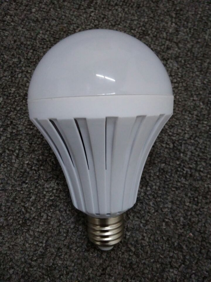 Wholesale bulb Cheapest Factory Price 9w plastic Led Intelligent Magical Lamps LED emergency light