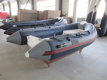 300cm rigid inflatable boat 4 persons CE certificate small fishing boat