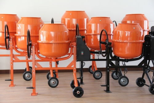 CM185(CM50-CM800) Mini Electric Gasoline Diesel Concrete Mixer Best Price
