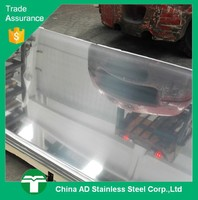 Wholesale alibaba decorative 430 2B cold rolled stainless steel plates with cheap price per sheet