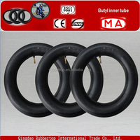 manufacturer hot sale korea tovic inflatable butyl inner tube motorcycle 3.50/3.00-4