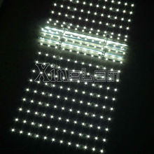 Large-size Flexible Led Strips Matrix Back Light, Optional double sided LEDS
