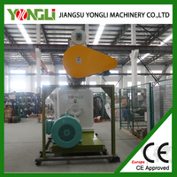 Nanjing yongli CE ISO approved complete poultry animal feed machine