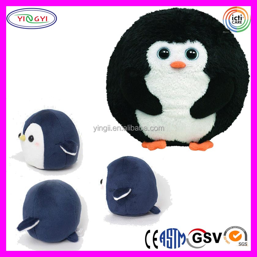 A444 Round Plastic Eyed Penguin Plush Baby Safety Eyes for Stuffed Toy