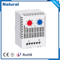 2015 newest hot sensitive dual NO/NC temperature controller thermostat 110v ZR 011 high quality
