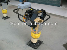 HCR110 High effective Gasoline typoe professional vibrating and tamping rammer