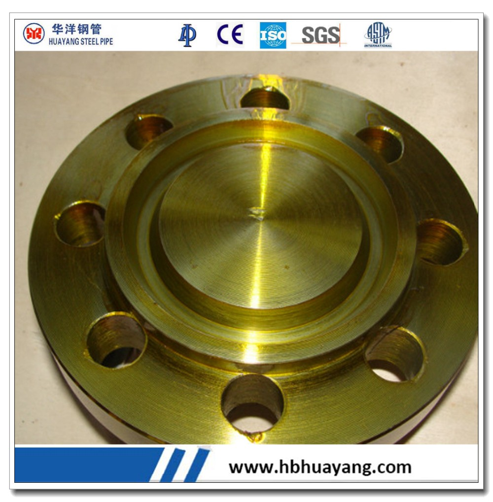 A105 carbon steel welding neck flange RF 300#