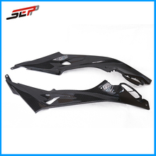 Carbon fiber Motorcycle Spate Parts front fender fairing engine cover seat cowl For BMW S1000RR