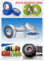 0.18mm cheapest PVC tape PVC Material and pvc insulation tape gas pipe wrapping tape