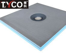Wet Room Kit Wetroom XPS Walk in Shower Tray Base & Drain Premium Quality