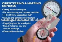 Teaching Aid Orienteering&Mapping Compass