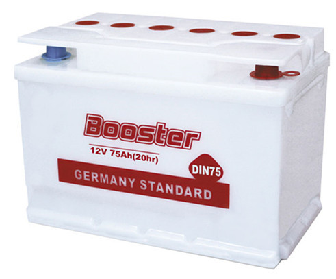 Cheap price JIS starter automotive 12v 75ah battery for manufacturer