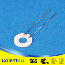 MCH Ceramic Disc Ring Heater Heating Element Plate OD14 x ID6 x 1.2mm