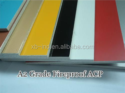 Building material Structural Insulated Aluminium Composite Panels
