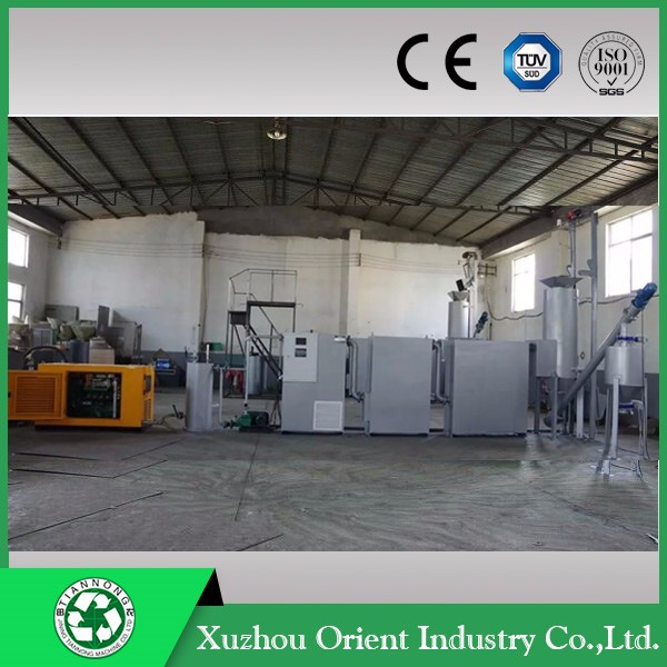 Biomass and Wood Gasifier Generator Plant with Easy Operation