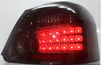 Car accessories of Toyota Vios 2008 2013 LED tail lamps auto rear light