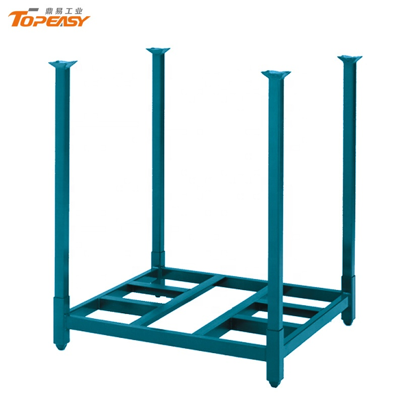 1 ton rack shelf outdoor heavy duty stackable pallet racking for storage warehouse