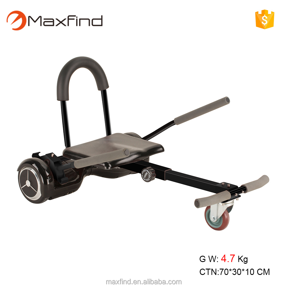 mini wholesale go kart for kids designed for 6.5inch/8inch/10inch hoverboard