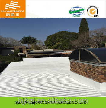 Heat Insulation roof acrylic coatings
