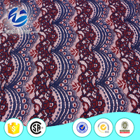 Popular Selling Cotton Guipure Cord Lace Fabric African