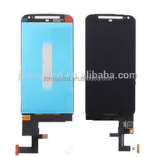100% all tested one by one LCD assembly screen replacement display touch screen Digitizer for Moto G2