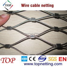 Wire cable netting/ Handwoven mesh