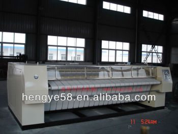 Commercial ironing press machine