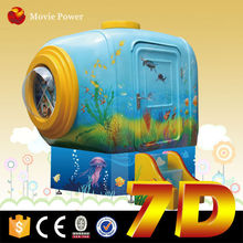 2015 Children's favourite 5d projector cinema 7d mini cinema manufacturer