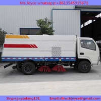 2000l Water +5000l Sweeper Truck,Road Sweeper,Water Sweeper