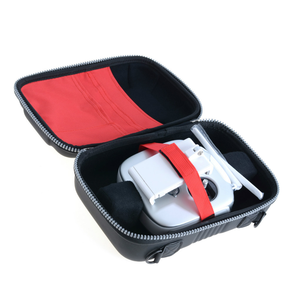 Newest Fashion Waterproof Transmitter Bag For JR Futaba FlySky FS-T6 FS-TH9X Radio Controller RC Quadcopter Free Shipping