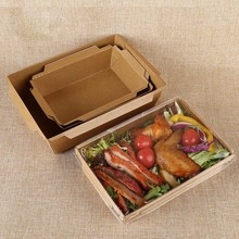 High quality paper noodle box/pasta box take out boxes wholesale