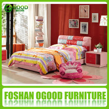 High Quality Wood Frame Leather Sofa Bed Set