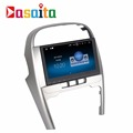 "Dasaita 9"" Android 7.1 2+16GB Quad Core double din car gps navigation gps dvd player without cd loader for Chery Tiggo 2014-2016"