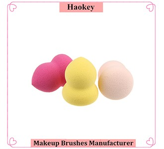 NEW arrived 5pcs Oval Private Label Makeup Bbrush Set