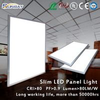 UL list 2X4 led panel light main to American , 3 years warranty 595x1195 ceiling mounted panel light