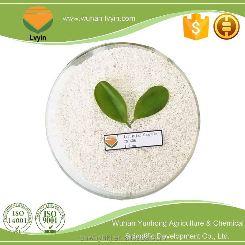 Hot Sale Bulk Nitrogen Based Urea Fertilizer