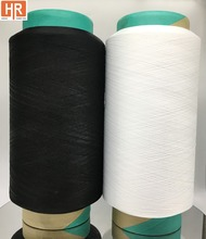 2018 cheap and color spandex covered yarn for knitting