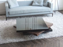 2014 Divany Furniture living room furniture coffee table (T-54A) syrian mirror.