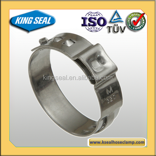 ear stainless steel ring clamp