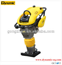 Best spare parts Special 4-stroke Imported Honda GX120 engine soil tamping rammer with Germany yellow bellow
