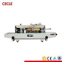 FRD-900 continuous sealing machine for pouch