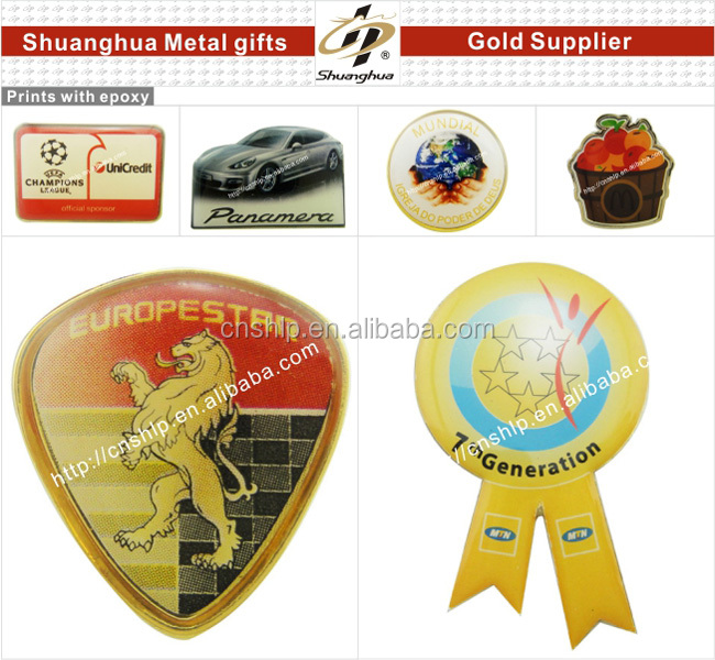 OEM design custom button badge maker