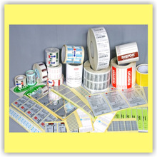 Custom Self Adhesive Label&Paper Roll Sticker&Manufacture Paper Sticker Labell