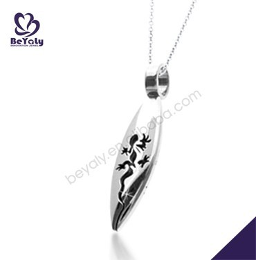 Hot sell Christmas gift stainless steel jewelry trendy muslim jewelry pendant