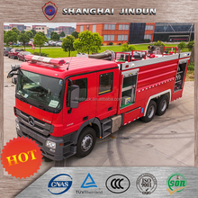 Small Size Of Fire Fighting Truck