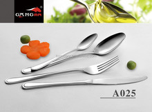A025 High Polished Surface 18/10 Stainless Steel Kitchen Knife